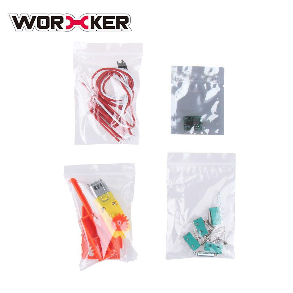 [PO] Worker Swordfish Full-automatic Kit for Swordfish Blaster Modification