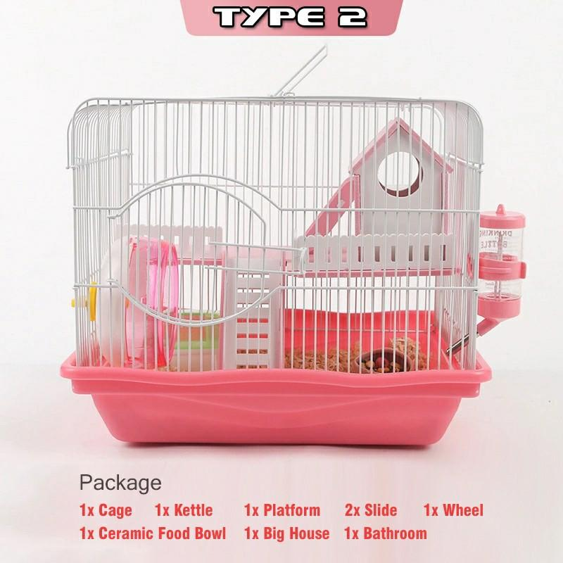 preorder Hamster Cage less than 5 days