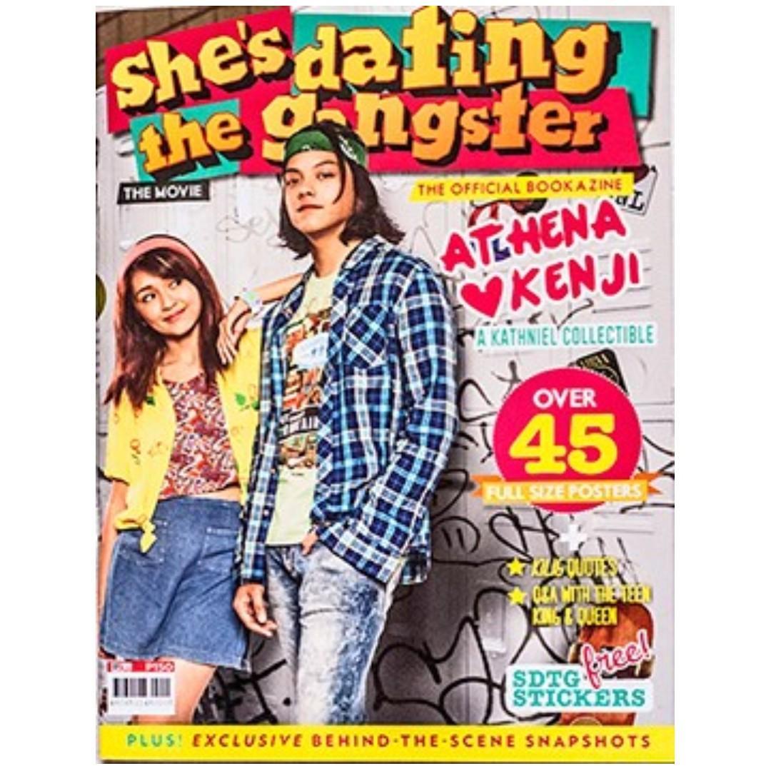 She's Dating the Gangster Bookazine (2014) | Kathryn Bernardo & Daniel Padilla | KathNiel
