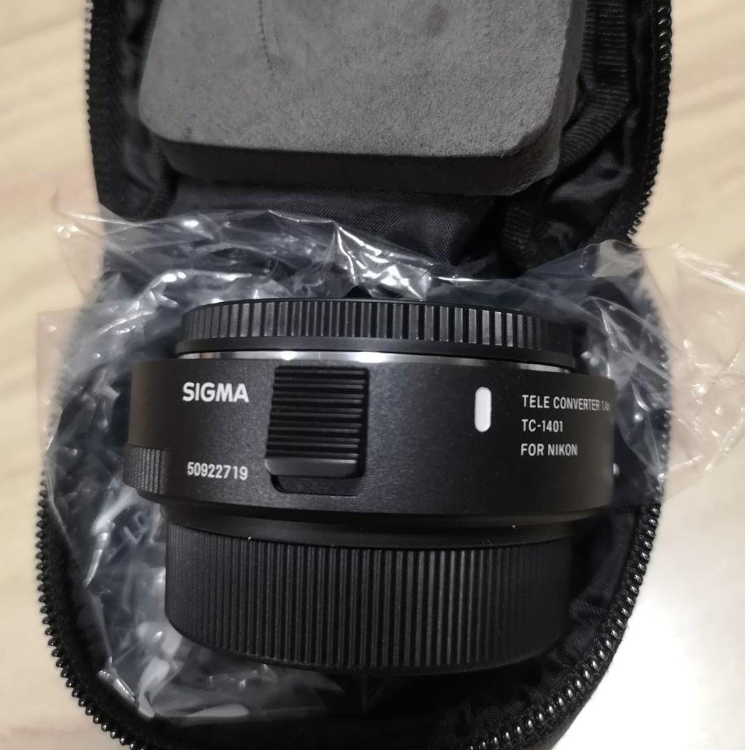 Sigma 150-600mm + TC1401 (Nikon Mount) for RENTAL