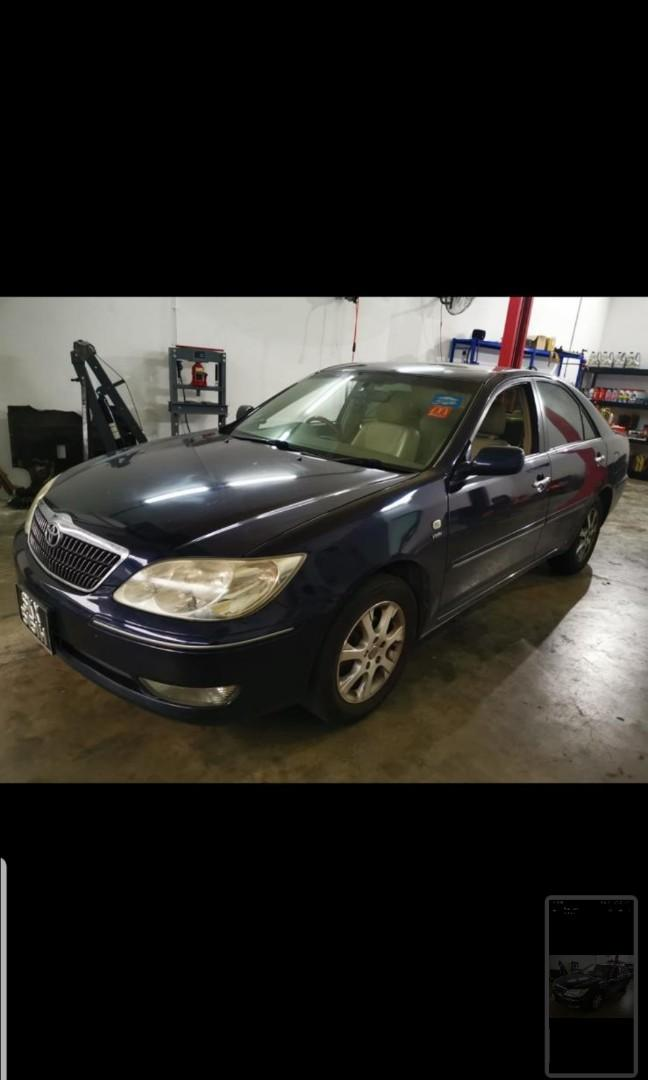 Toyota camry for rent
