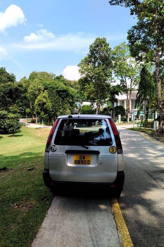 Van Rental in Bukit Batok