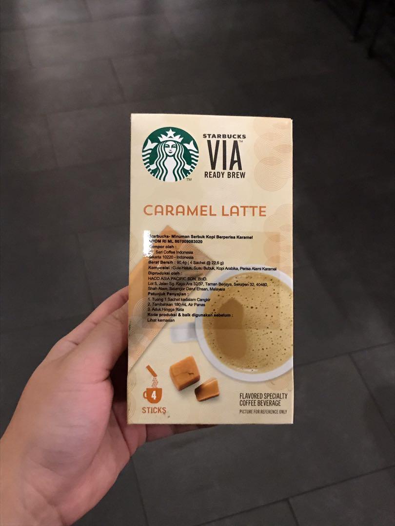 VIA Starbucks