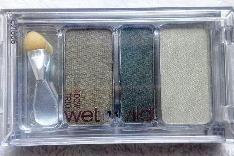 Wet n Wild Eyeshadow Trio