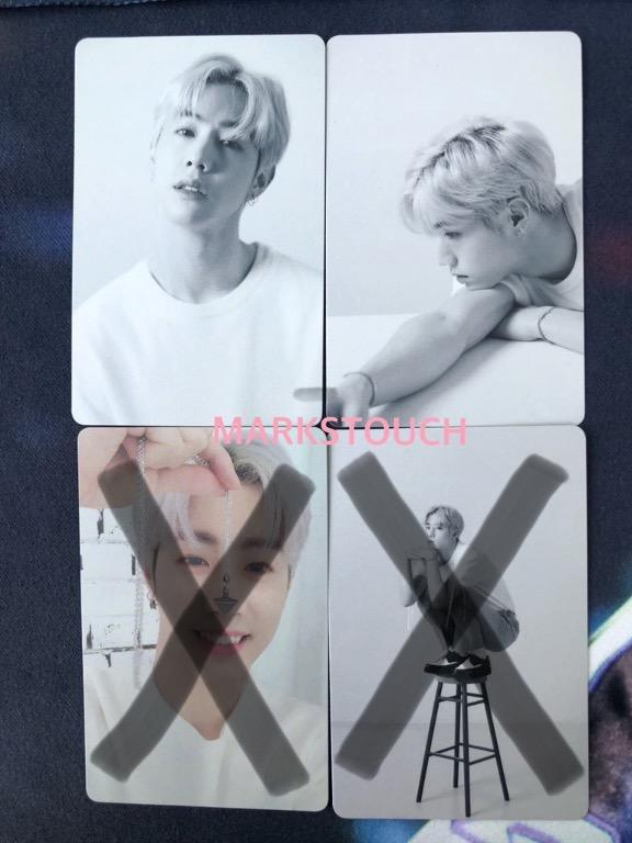WTT/WTS got7!keep spinning trading photocards jinyoung, bambam, yugyeom