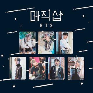 READYSTOCK BTS 5th Muster Photocards