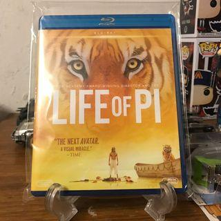 Life Of Pi Original Bluray