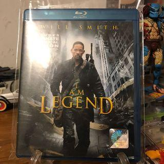 I Am Legend Original Bluray