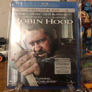 Robin Hood Original Bluray