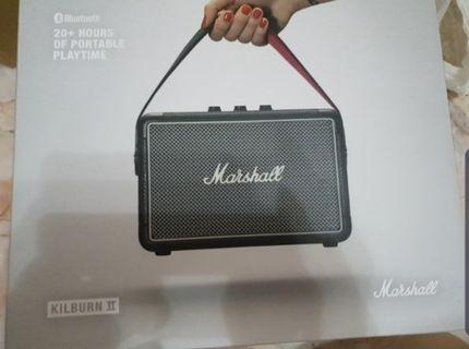 Marshall Kilburn II ~ Sealed w/ local warranty !!!
