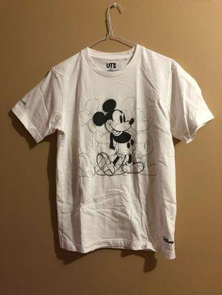 UNIQLO Micky Mouse T Shirt