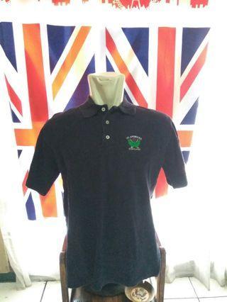 Polo Shirt HARRODS St Andrews Scotland Golf Course