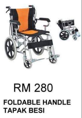 disabled wheel chair / kerusi roda oku