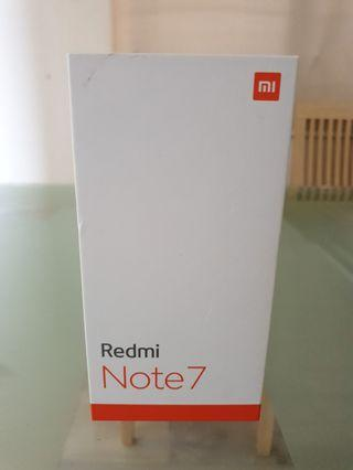Redmi Note 7 Space Black