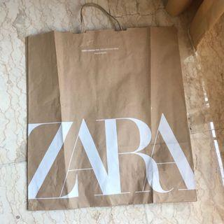 paperbag zara big