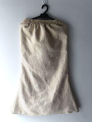 Brocade Skirt   #Style