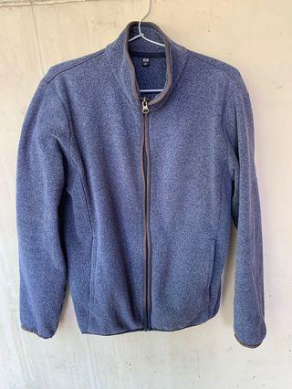 UNIQLO Man Zip Sweater.