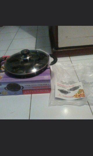 Wajan / Snack Maker