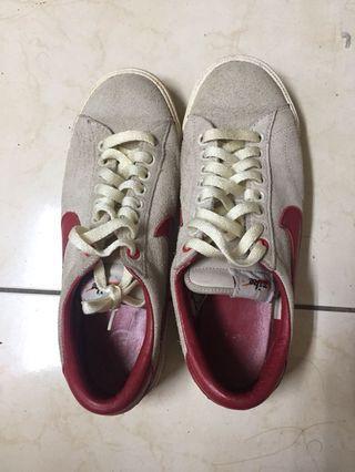 均一價1300 限量 冠希 clot xnike 板鞋 us8
