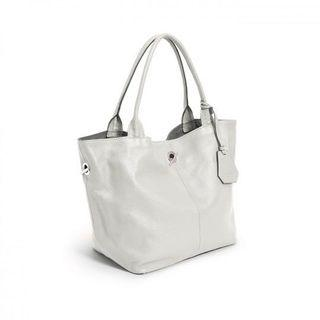 Rabeanco Alex Tote White/Cream
