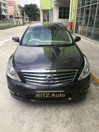 Nissan Teana Auto 2.5