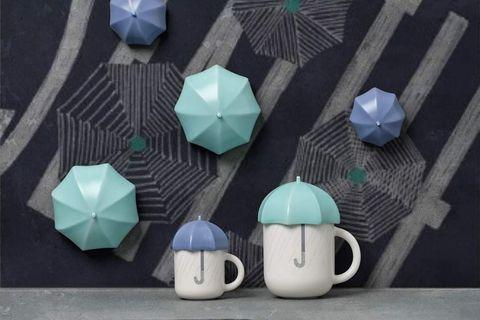 Starbucks® Mug 🌍 Green Umbrella 🌍 The Emerald City