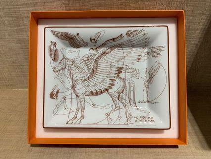 Hermes - Le Pegase porcelain change tray