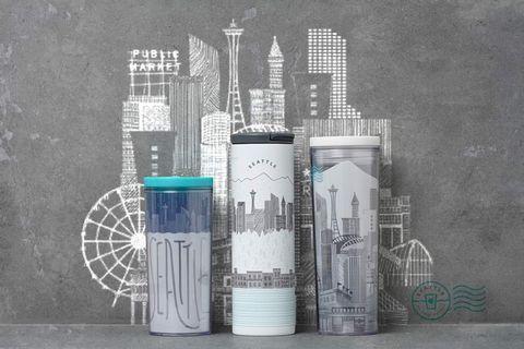 Starbucks® Tumbler 🌍 Seattle 🌍 The Emerald City