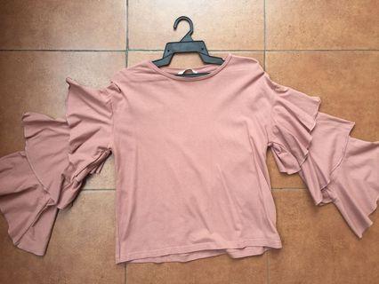 Padini Pink Shirt/Top