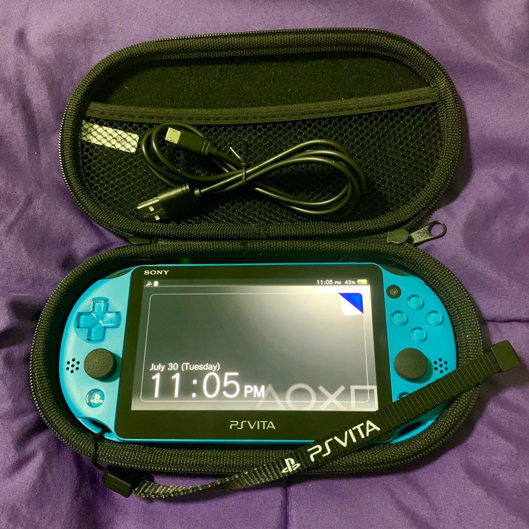 128gb PSVita 2006 Slim (3 60 HENKaku Enso PS Vita w/ PSP NES SNES Sega GBA  Emulators & Games)