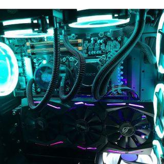 (24核 48線) Intel Xeon X79 雙CPU超強電腦主機
