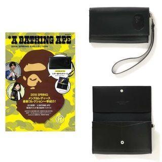 A bathing ape wallet