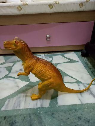 仿真中型恐龍模型 高24寬30