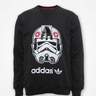 Adidas x Starwars Original Sweater