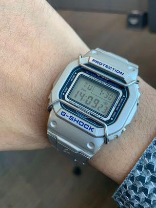 Casio G-Shock DW-5000BL-2 Japan Rare