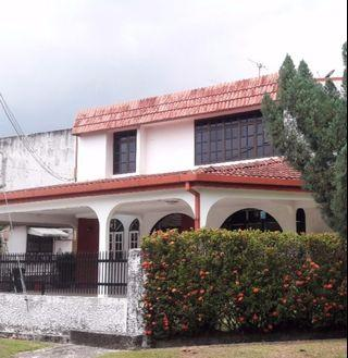 Semi-D Double Storey House for Rent