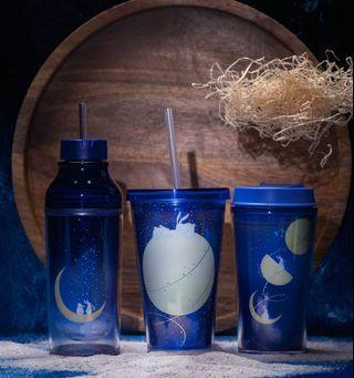 Starbucks® Tumbler 🌜Enchanted Night🌛 Moon Rabbit