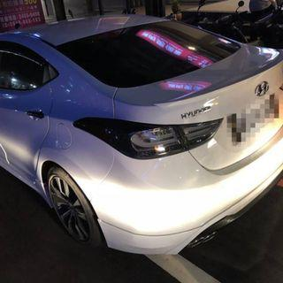 【FB搜尋:阿樂嚴選夢想車】_中古車 二手車 、2013年ELANTRA