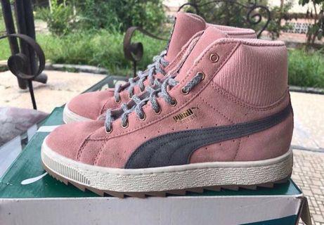 Puma Suede Dusty Pink #Balance