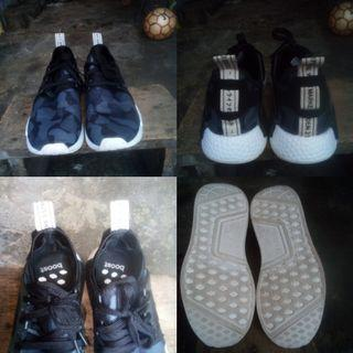 Adidas NMD bukan nike jordan docmart redwing dr marten boot uniqlo