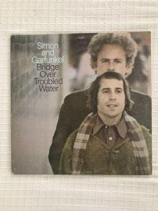 Simon And Garfunkel Bridge Over Troubled Water Vinyl Record LP