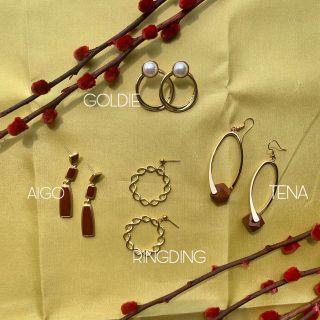 Anting korea import