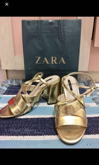 Zara Wedges