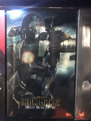 Hot toys War Machine (Ironman 2)