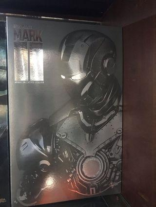 Hot Toys Ironman 2 Mark II