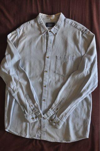Pull&Bear Denim Shirt