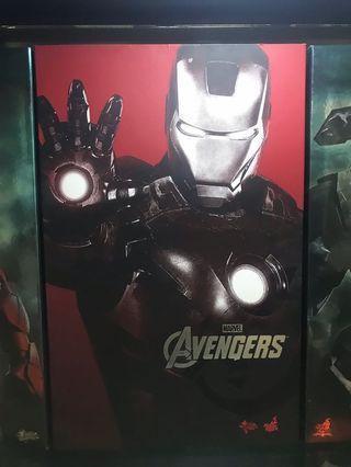 Hot Toys Ironman Avengers