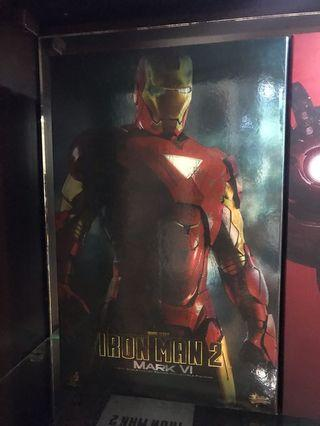 Hot Toys Ironman 2 Mark IV