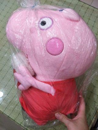 佩佩豬爆米花款12英吋&送佩佩豬髮夾
