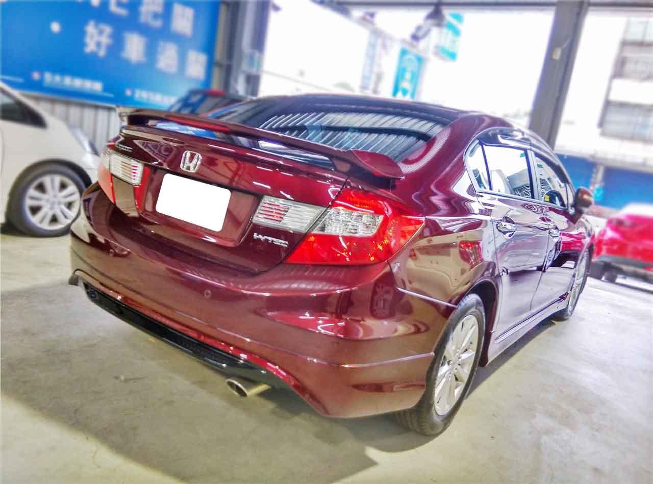 2012年 K14 酒紅色 1.8頂配 熱門車中古車二手車